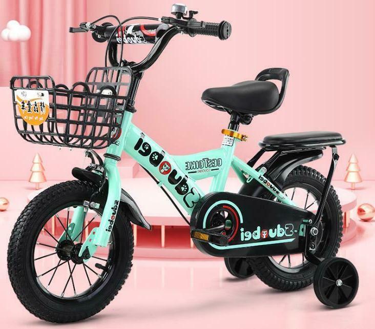 "12""14""16""18"" Kids Bike Boys Girls with Training Wheels"