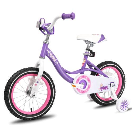 JOYSTAR 12 Inch Kids Girls Bicycle Trainning