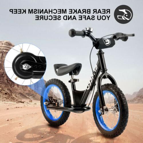 12''/14'' Balance Bike To Ride Pre Toddler