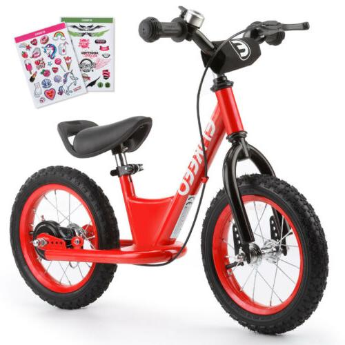 12''/14'' Balance Bike Cycling To Pre Toddler