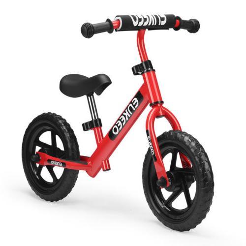 12''/14'' Kid Sport Balance Bike Cycling No-Pedal To Bike Toddler