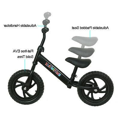 "12"" Bike Classic Kids Ride Adjustable Seat"