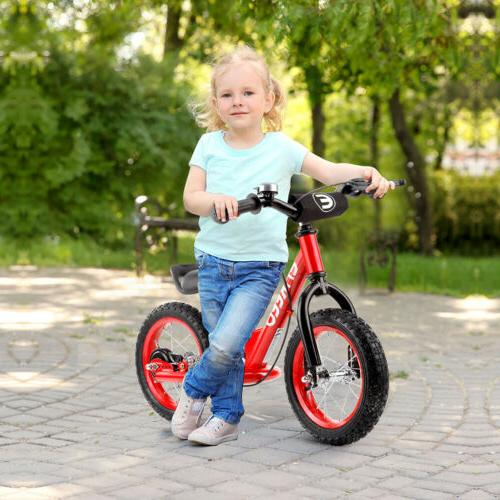 "12"" Kids No-Pedal Adjustable Handlebar Seat"