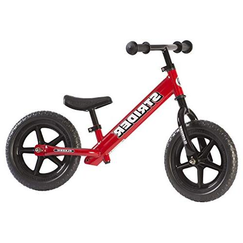 Strider 12 Balance Bike - Red