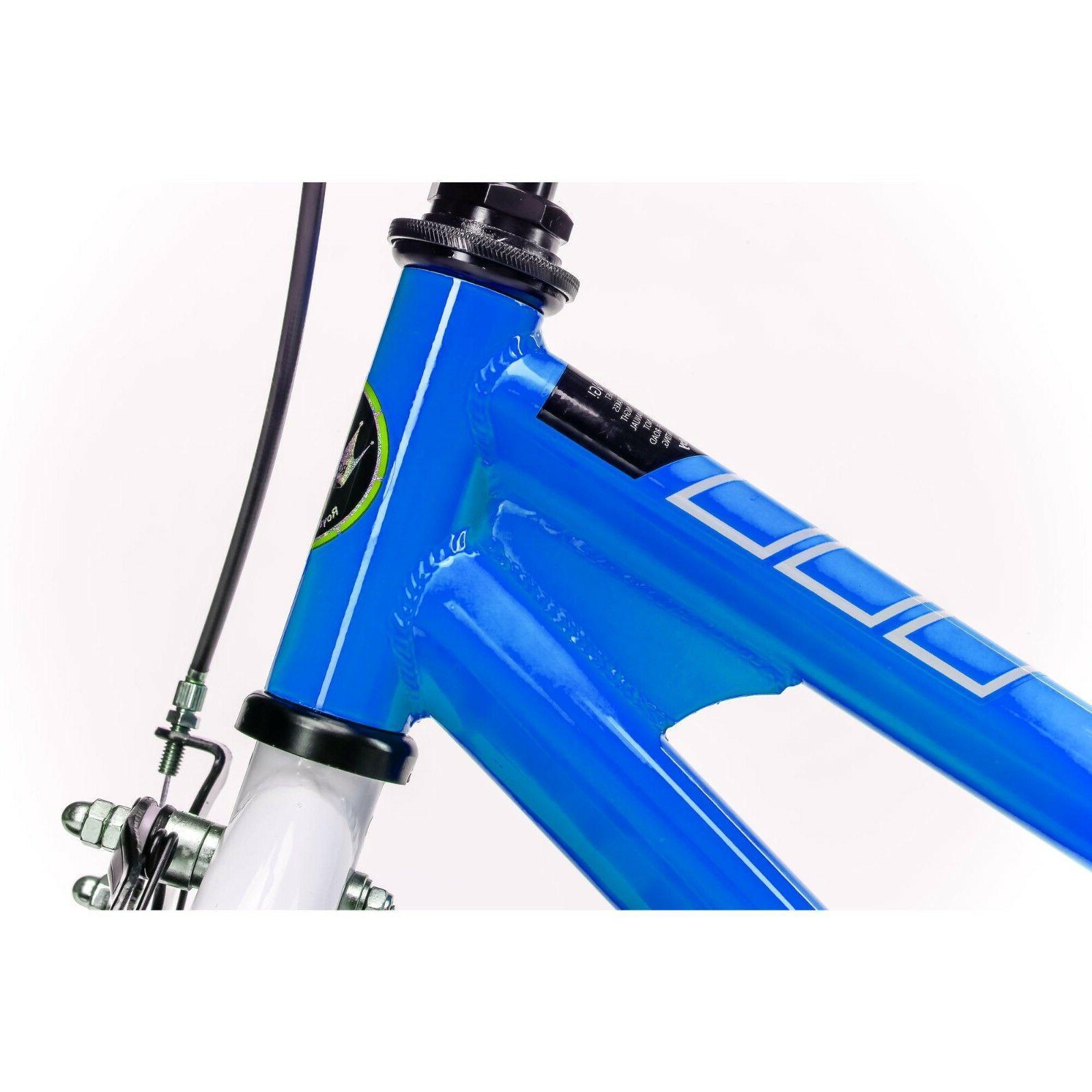 Boy's Bicycle Training Blue