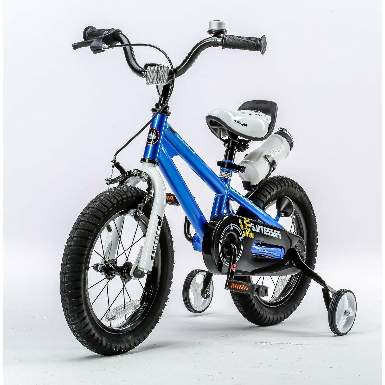 "12"" Boy's Girl's Bikes Bicycle Blue"