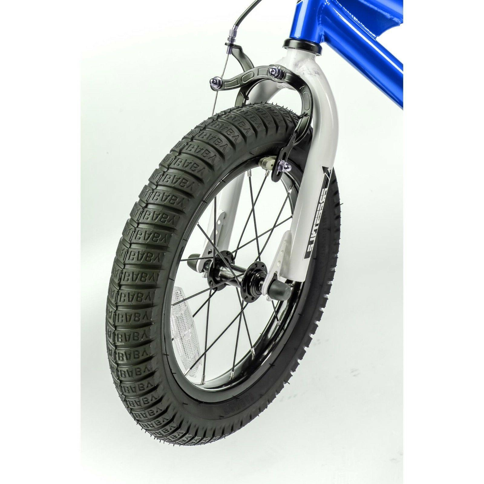 """12"""" Boy's Girl's Bicycle Blue"""