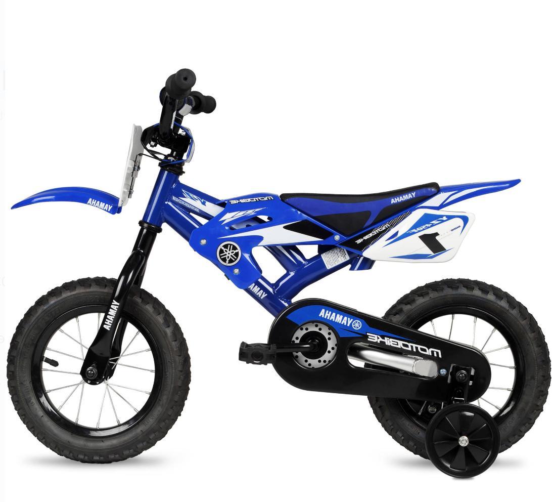 12 Bike Motorbike Motorcycle Boys