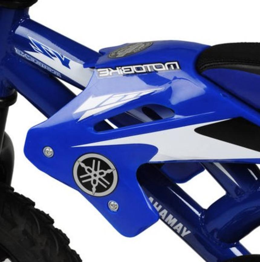12 Inch Bike Moto Motorbike Child Boys