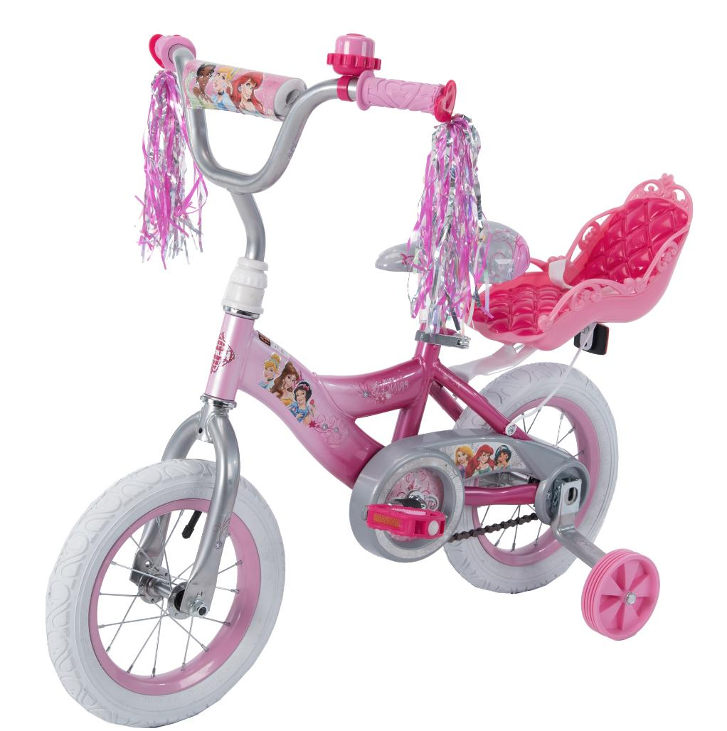 12 Disney Pink 7 Year Kids Pink Huffy
