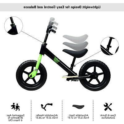 "12"" No Child Bicycle Black"