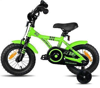 "Prometheus 12"" Bike Green"