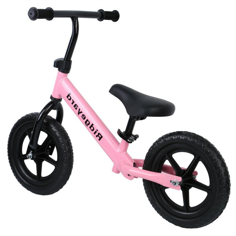 Balance Bike Classic No-Pedal Learn Bike