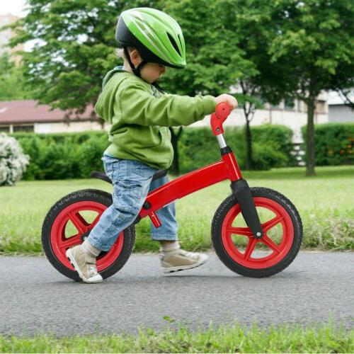 12'' Kids No-Pedal Adjustable Ride XR