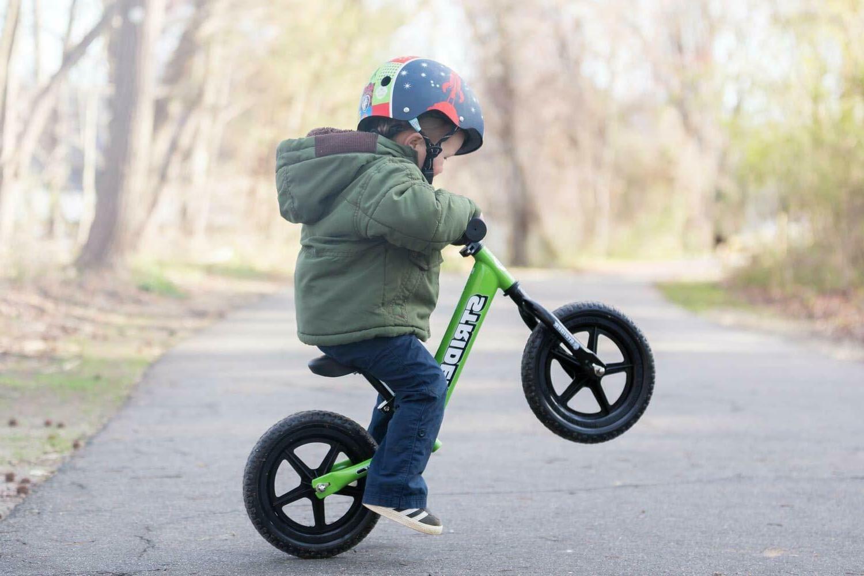Strider -12 Bike, Flat,