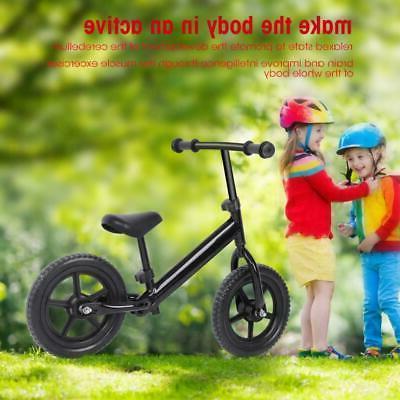 "12"" Wheel Durable Carbon Steel Kids Balance Bicycle Children"