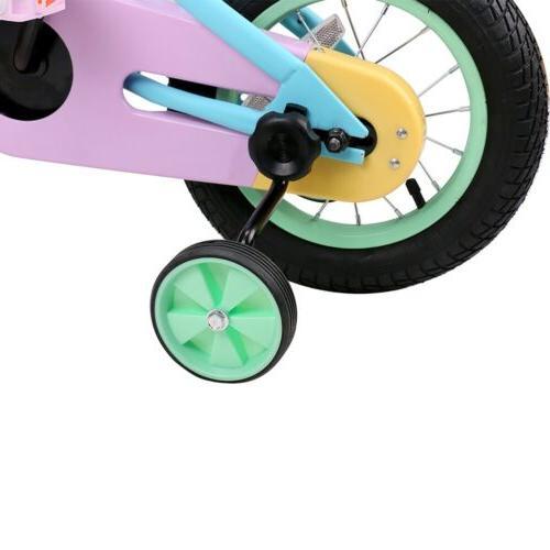 Joystar 14 Macaroon Kids Wheels Girls