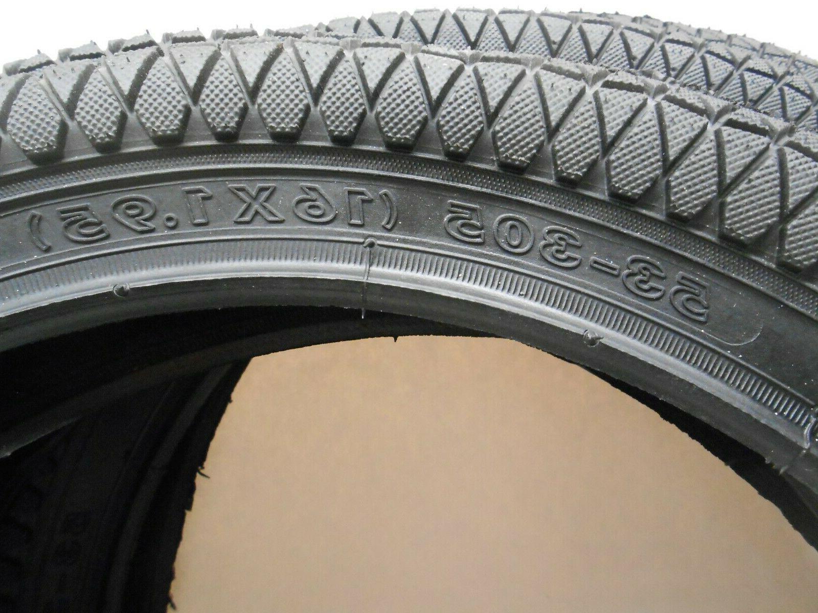 "16"" BMX Tire Grippy Fits Bike"