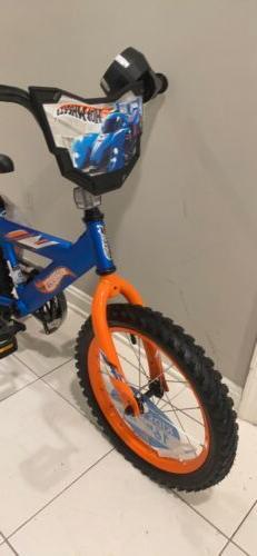 "16"" Boys' Kids Bike Coaster Blue"