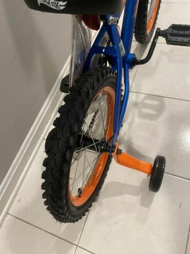 "16"" Kids Bike Brake Blue"