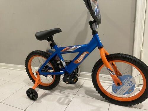 """16"""" Hot Kids Coaster Brake Blue"""
