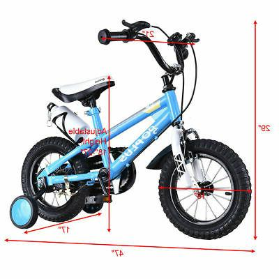 "16"" Freestyle Bicycle Girls w Blue"