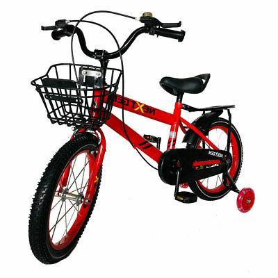 NextGen Childrens Kids Training Basket, Red