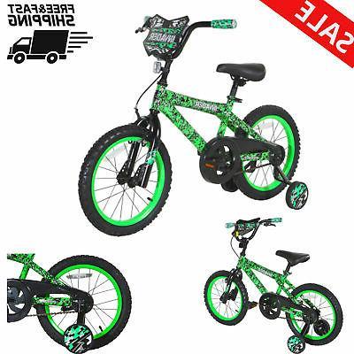 16 inch kids bike bicycle with training