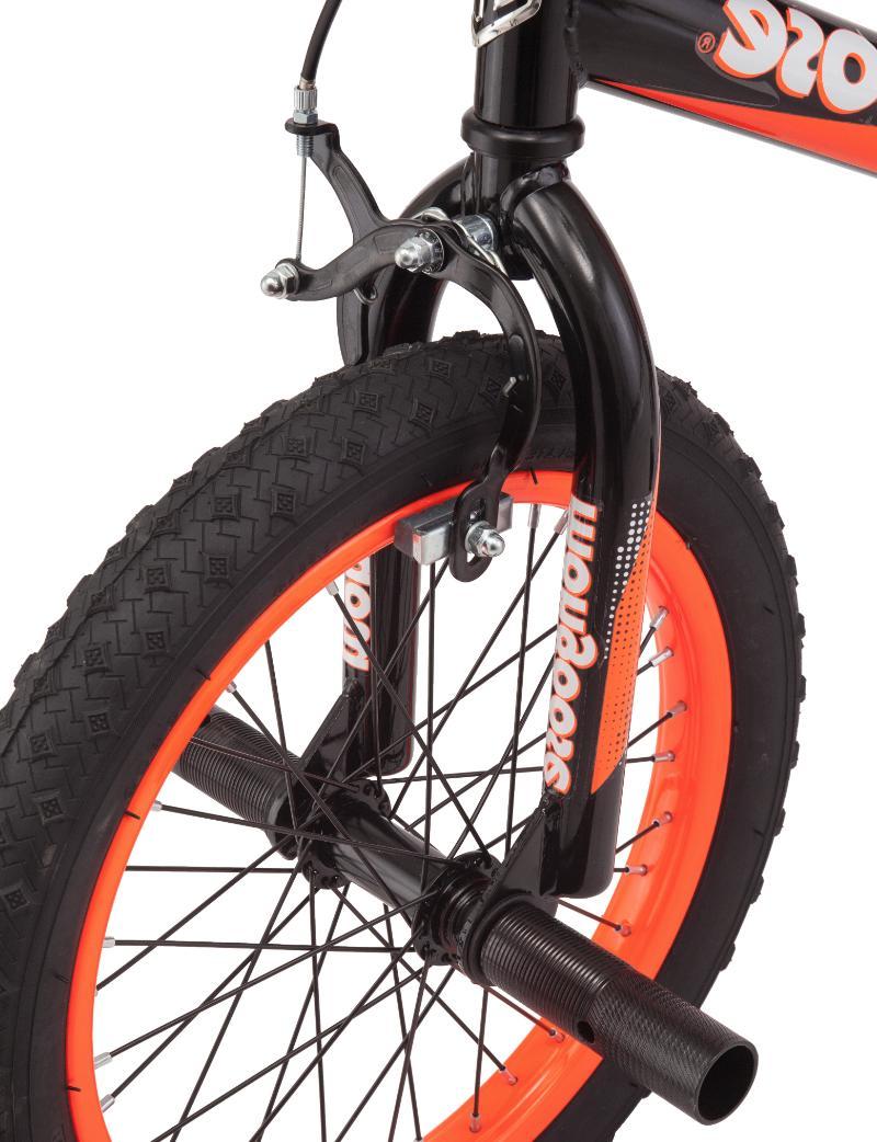16 Mongoose Bike Gift for Child Wheels