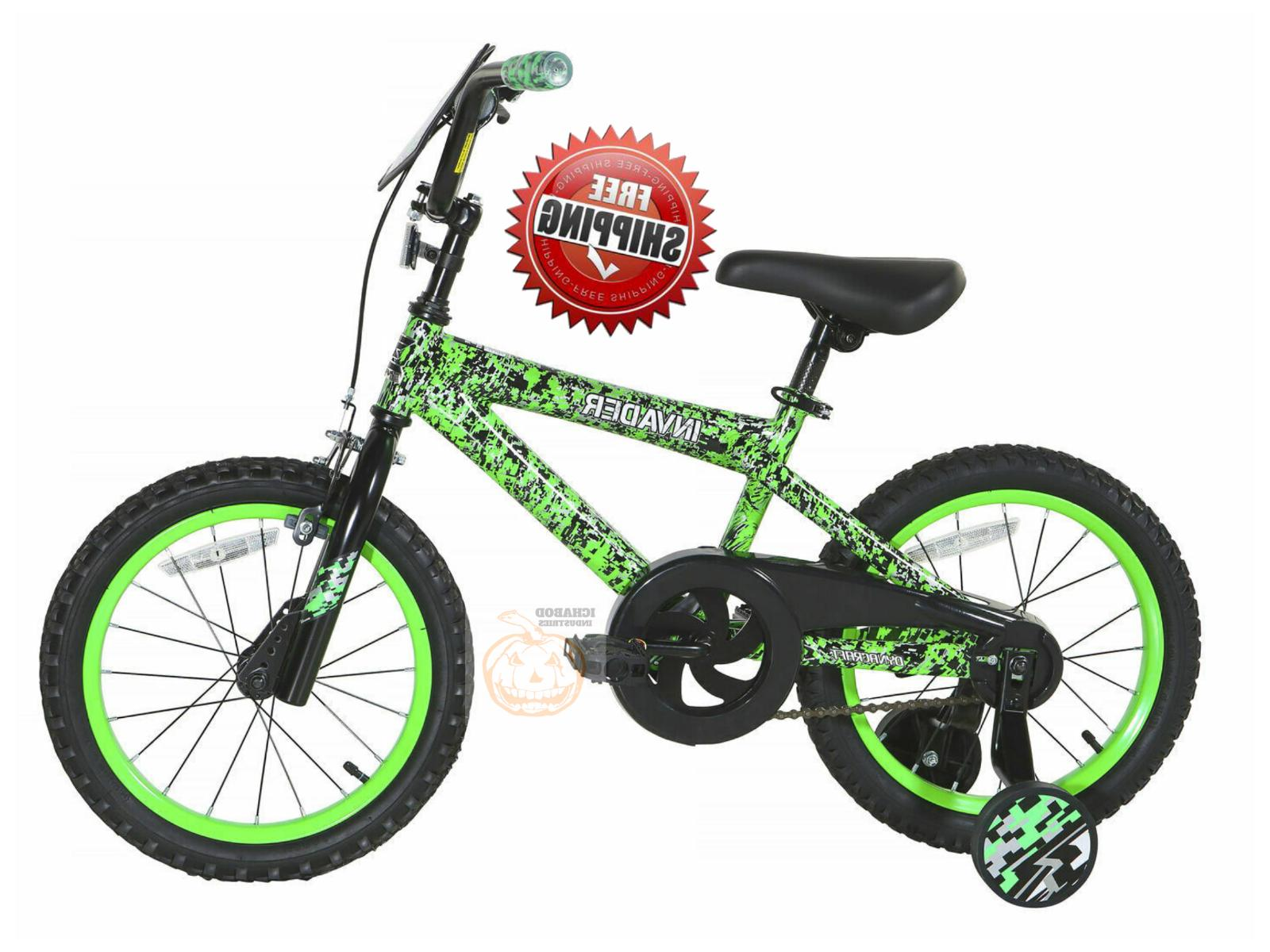 16 kids bicycle for boys girls