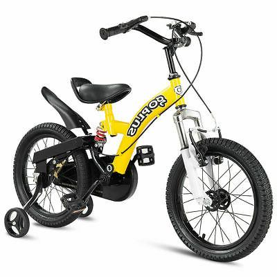 16 kids bicycle outdoor sports bike w