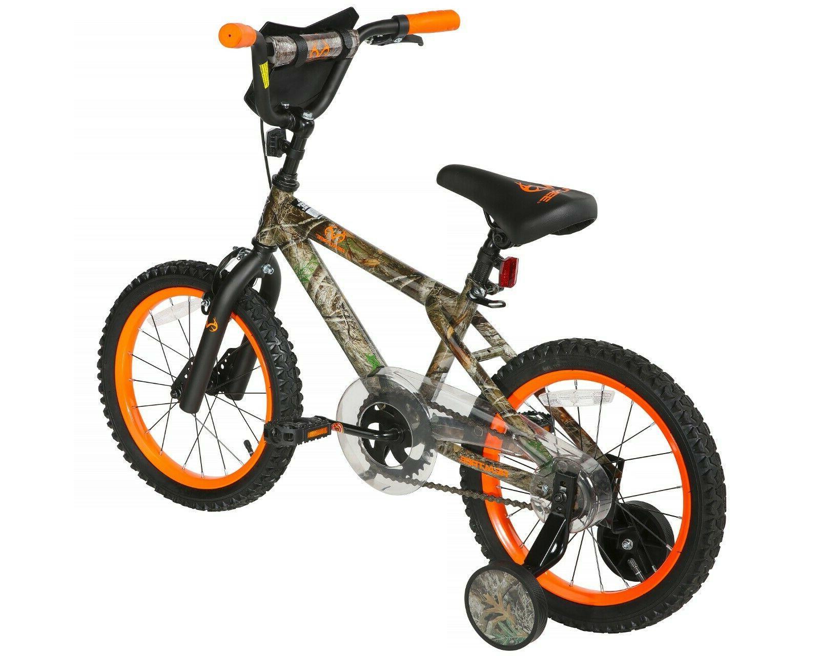 Dynacraft 16 Inch Boys Realtree Bike