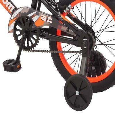 """16"""" Bike, Orange"""