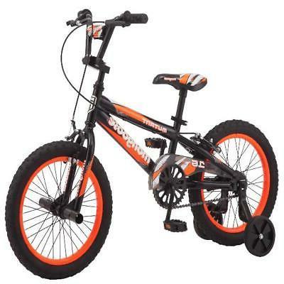 "16"" Bike, Black"