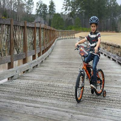 "Dynacraft 18"" Bike Caliper Orange Black"