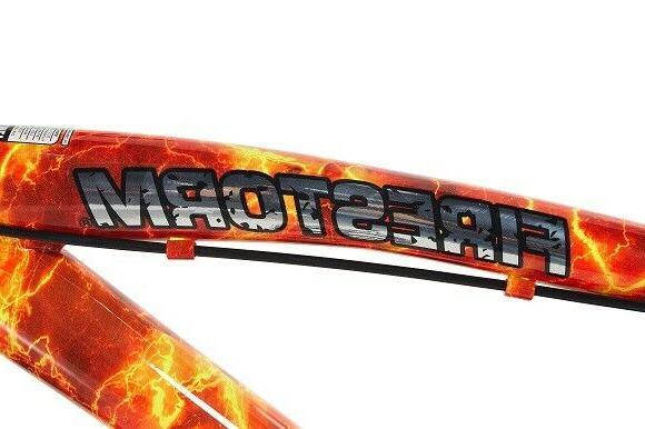 "DYNACRAFT 18"" FIRESTORM BIKE PKG*"