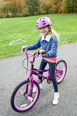 "20"" Kent Cool BMX Girls Bike Age: 8 to Satin Purple"