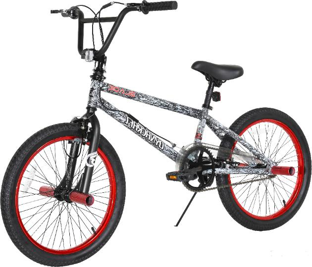 Dynacraft 20 Boys Blade kids BMX-style bike, 20-inch wheel B