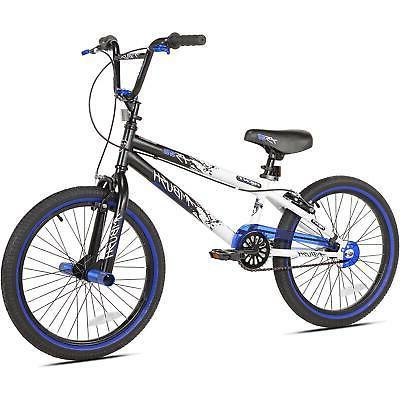 20 inch bike boys adjustable seat ambush