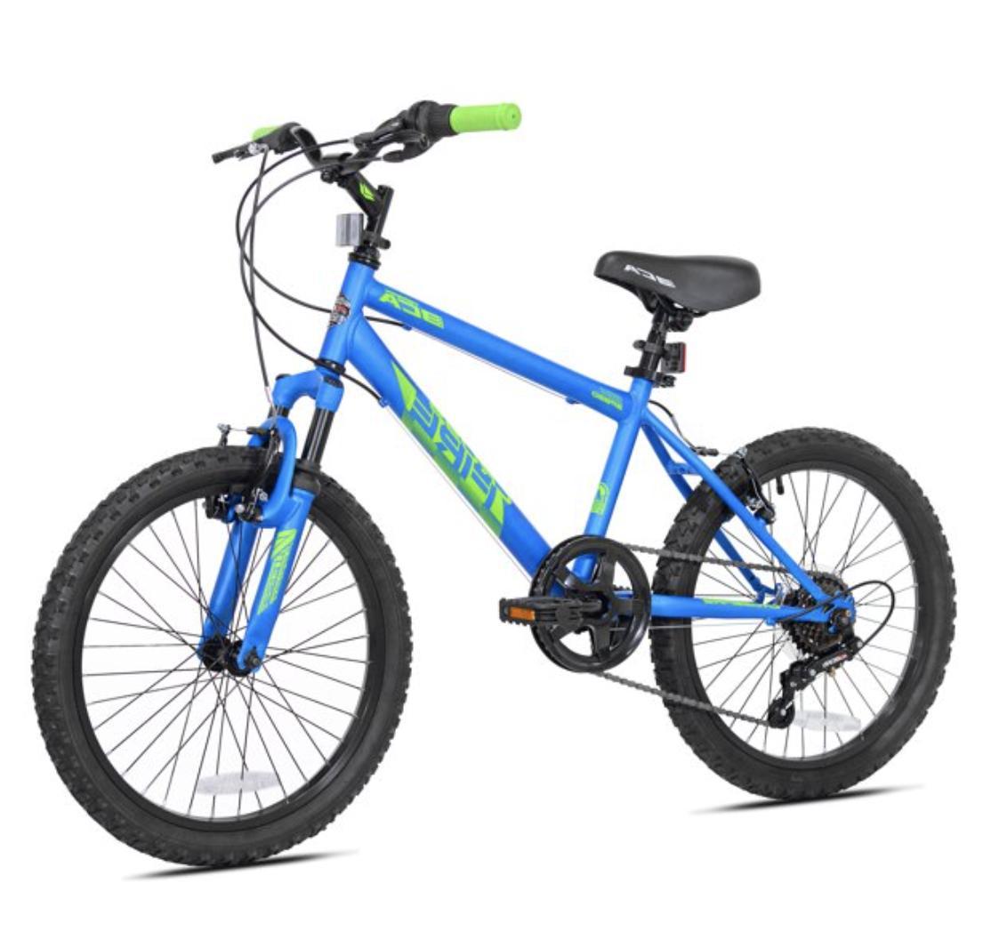 20 kids mountain bike boys bicycle 20