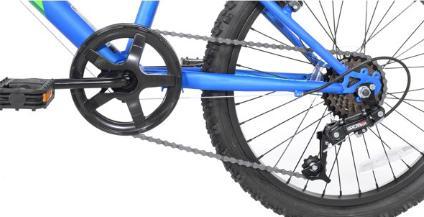 "20"" Mountain Boys MTB Wheels For 4'2""-5'"