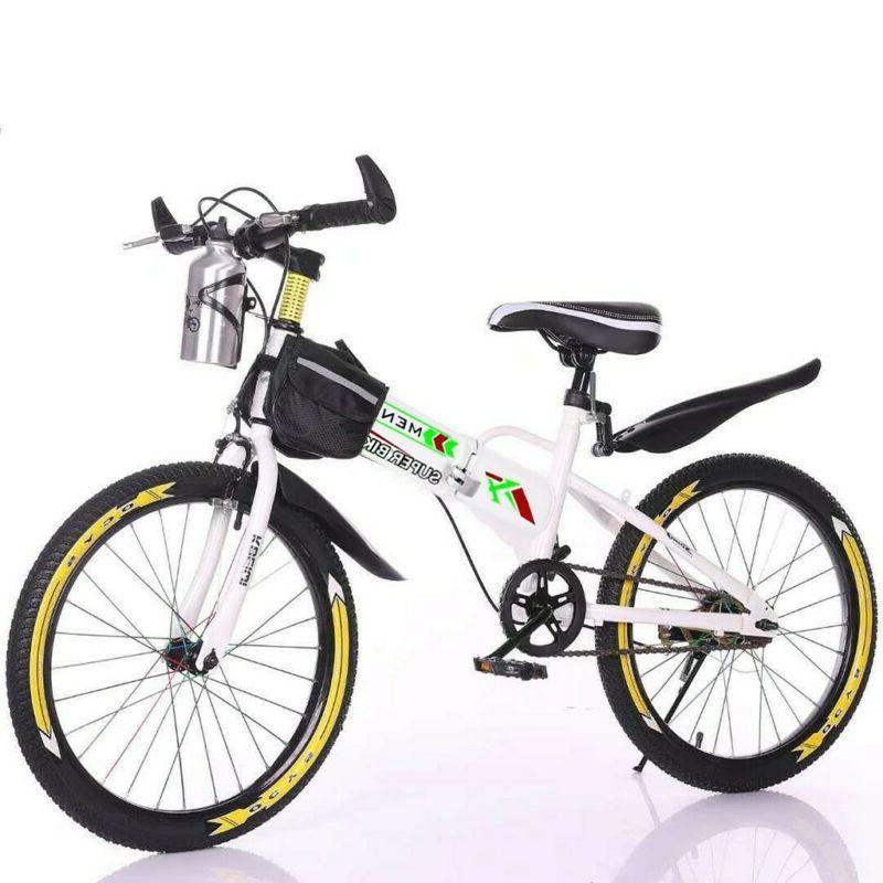 "20"" Kids Boys Bike Disk bottle【❤】"