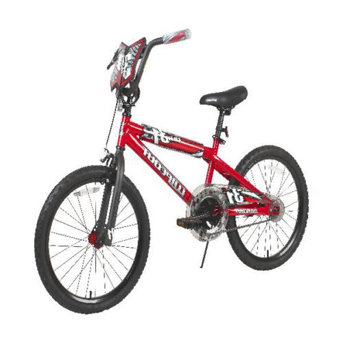 """Dynacraft Wipeout Boys Bike Ages to 9 Heights 44"""","""