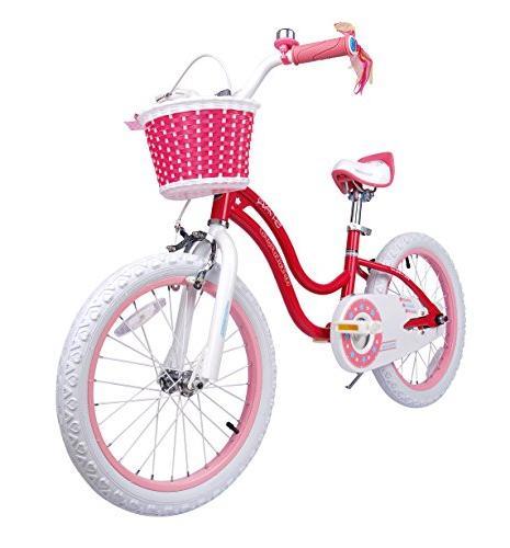 Royalbaby Stargirl Girl's Bike, 16