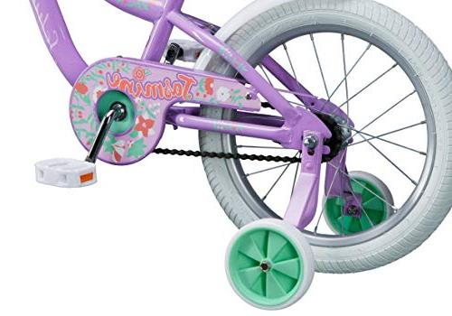 Schwinn Jasmine Bicycle 4 training girl's purple