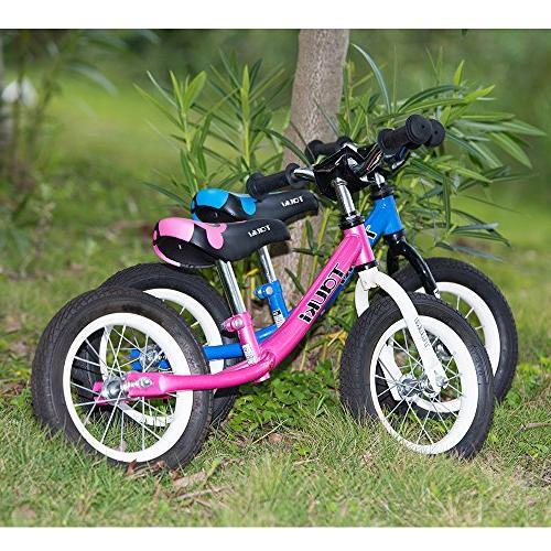Tauki Kid No Bicycle, 12 assembled