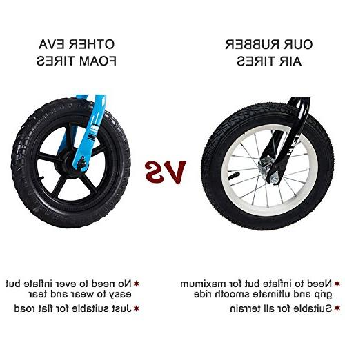 Tauki Balance Bike No Bicycle, 12 assembled