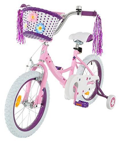 Vilano Girl's 16 Bike and