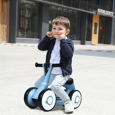 Baby Balance Bike Mini Kids Toddler Toys