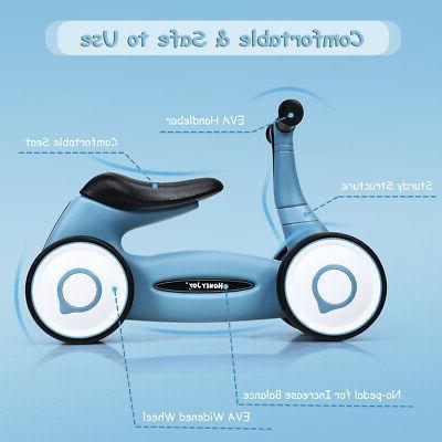 Baby Balance Bike Bicycle Mini Toys Rides No-Pedal